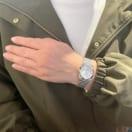 H様、サプライズの贈り物にブライトリングの腕時計をお選び頂きました!